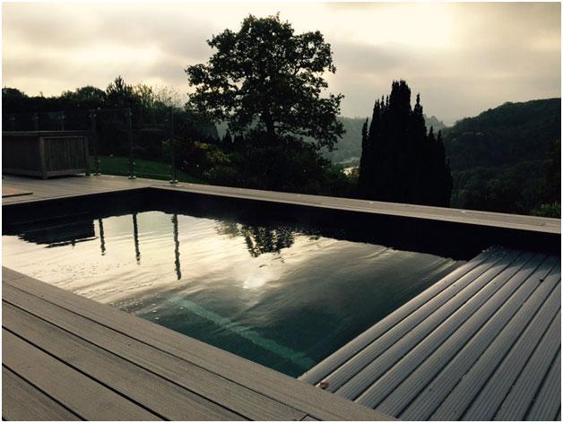 Freeboard Swim Spa